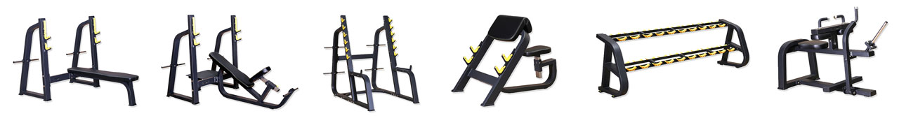 Powercore Racks and Benches
