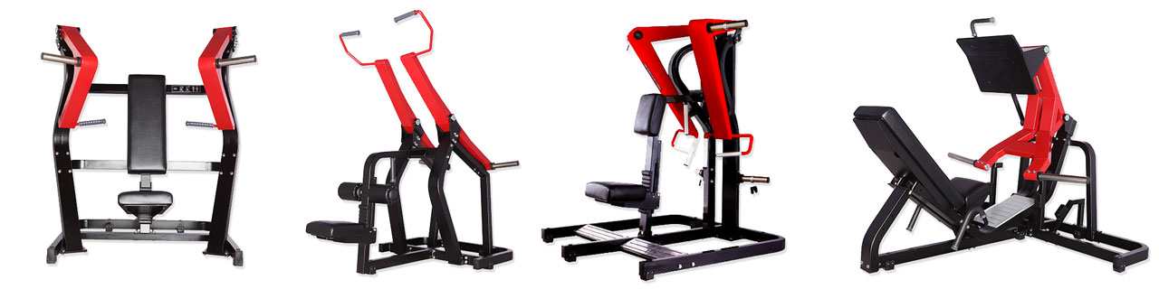 Powercore Plate Loaded Gym Equipment