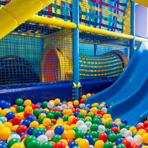 Indoor Playgrounds & Jungle Gyms