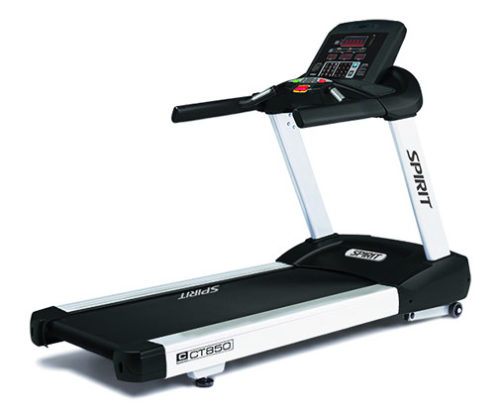 SPIRIT FITNESS: TREADMILL CT850 [COMMERCIAL] [PHP 8.0HP AC, MAX SPEED 20KM/H]-2