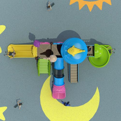 Ocean Theme Playground