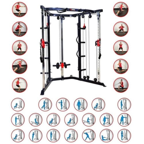 Home-Use Functional Trainer (IM)